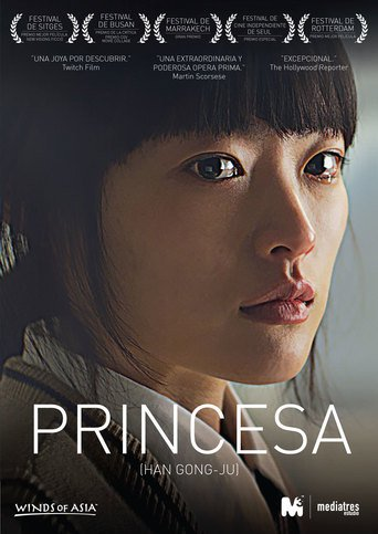 "Poster for the movie ""Princesa"""