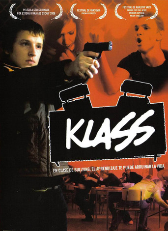 "Poster for the movie ""Klass"""