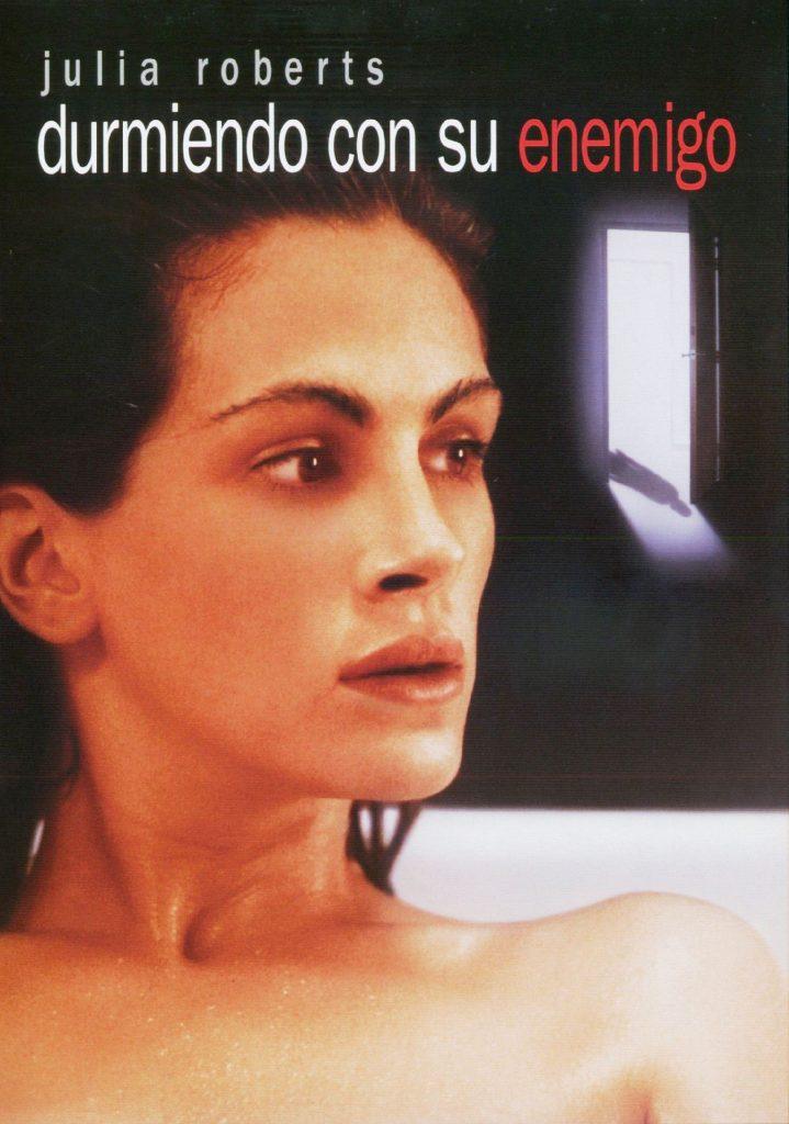 """Poster for the movie """"Durmiendo con su enemigo"""""""