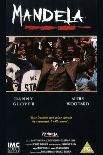 "Poster for the movie ""Mandela"""