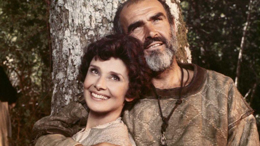 Robin y Marian un pelìcula sobre el amor
